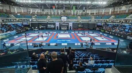 Última etapa do Circuito Mineirinho será realizada na Arena Carioca 1, no Parque Olímpico (Foto: Divulgação/FBJJ)