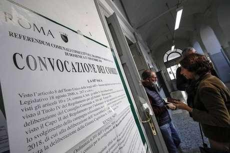 Consulta popular ocorreu por iniciativa do partido libertário Radicais Italianos