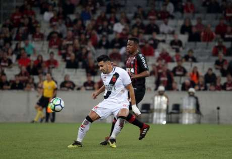 The last meeting between Vasco and Atletico-PR was August 29 in Paraná, of the Brazilian yard. Hurricane's victory po 1 to 0
