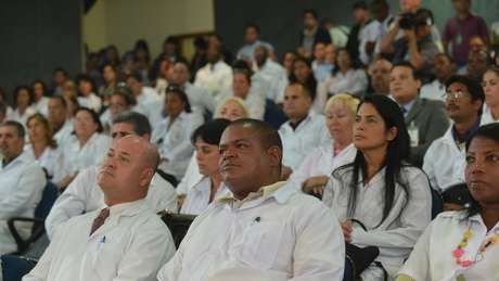 Médicos estrangeiros passaram por cursos de preparação sobre realidade brasileira e língua portuguesa
