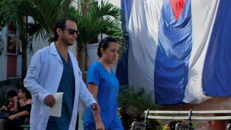 Today, 18,340 vacancies by Más Doctors are 8,332 occupied by cubans