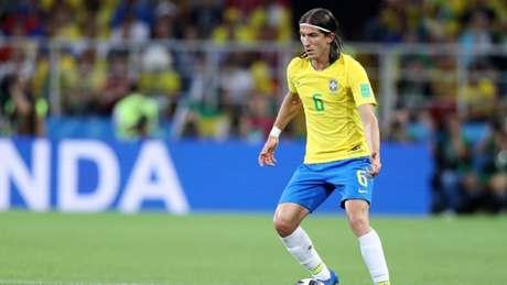 'Será um jogo interessante', crê Filipe Luís (Foto: AFP/Maddie Meyer)