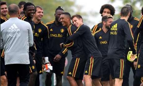 Thorgan Hazard, irmão do craque do Chelsea, é um dos destaques (Foto: Reprodução)