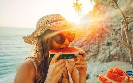 6 dicas para uma boa alimentação no verão