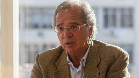 Guedes foi interlocutor de Bolsonaro junto ao mercado financeiro