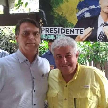 Marcos Pontes é cotado para o Ministério da Ciência