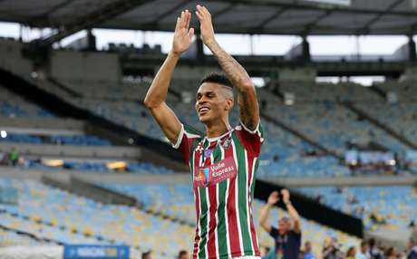 Richard após a final da Taça Rio (Lucas Merçon / Fluminense F.C.)