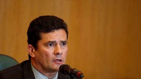 Sergio Moro pediu exoneração do cargo de juiz federal em Curitiba