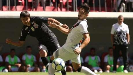 Último confronto: Vasco 1x4 Corinthians - 29/7/2018 - 16ª rodada do Campeonato Brasileiro