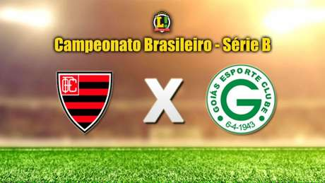 OESTE X GOIÁS - CAMPEONATO BRASILEIRO SÉRIE B (Foto: LANCE!)