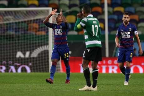 Niltinho marcou pelo Chaves (Foto: Divulgação/Kapta+)
