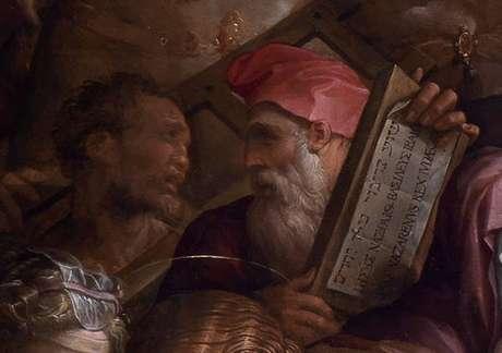 Rosto de Michelangelo é descoberto em Basílica de Florença