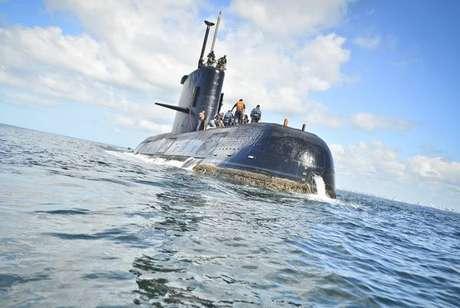 Após 1 ano, submarino ARA San Juan pode ter sido encontrado