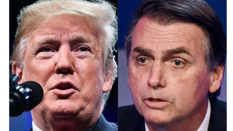 O presidente eleito, Jair Bolsonaro, imita alguns passos de Trump na política externa, mas o Brasil tem esse espaço de manobra?