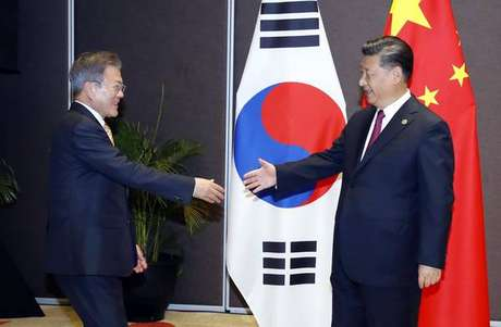 Presidente da China cogita visitar Coreia do Norte em 2019