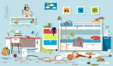 Feng Shui: ambientes bagunçados deixam pessoas estressadas