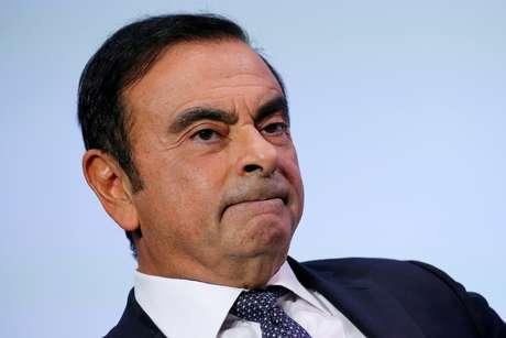 Presidente do conselho de administração da Nissan, Carlos Ghosn, em Paris 01/09/2018 REUTERS/Regis Duvignau