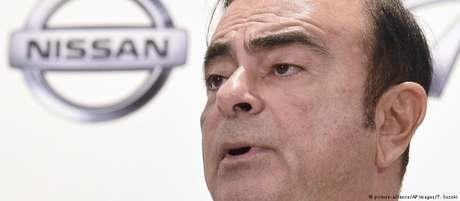 Carlos Ghosn está na Nissan há 19 anos