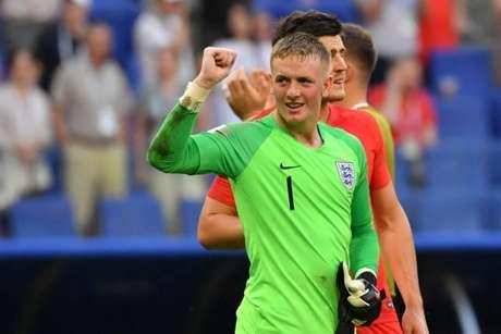 Pickford é um dos melhores goleiros da Premier League (Foto: Emmanuel Dunand / AFP)