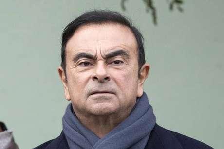 Carlos Ghosn é acusado de ter falsificado declarações de renda