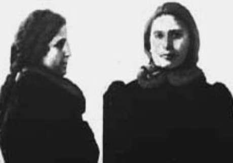 Fanny Kaplan, atirou contra Lenin, em 1918