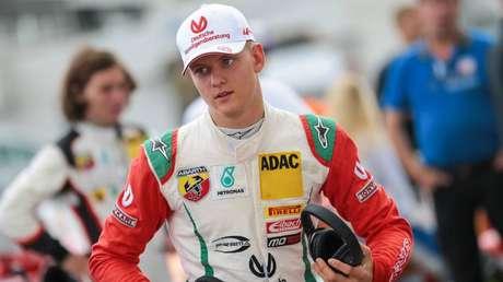 Mick Schumacher será parceiro de Sebastian Vettel na Corrida dos Campeões no México
