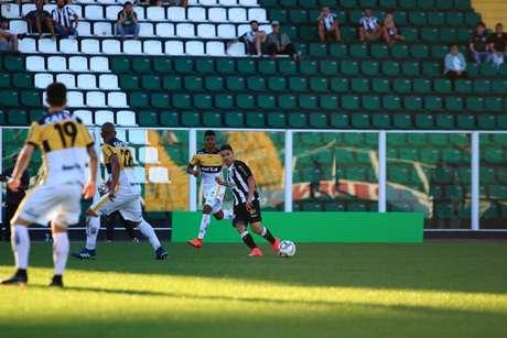 Renan Mota destaca importância de vencer a última rodada do Brasileiro (Foto: Divulgação)
