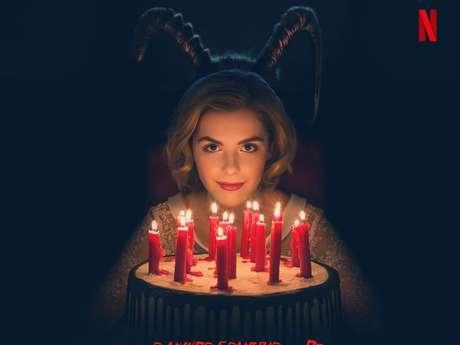 O Mundo Sombrio de Sabrina é um remake da série que fez sucesso nos anos 90