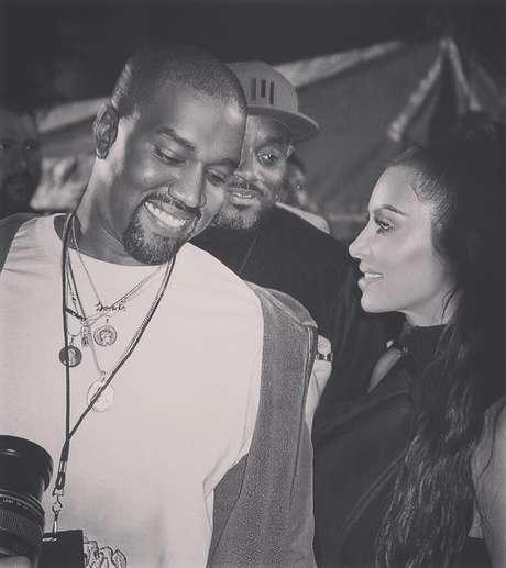 Kim Kardashian diz que fotos sexies dela incomodam Kanye West