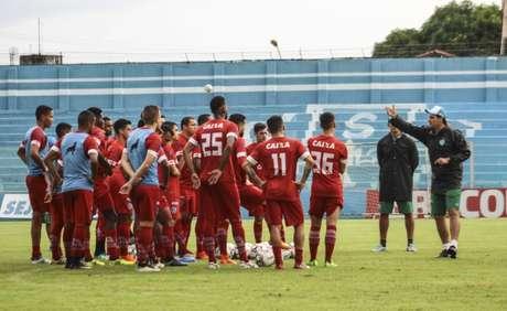 Paysandu luta contra o rebaixamento para a terceira divisão (Foto: Paysandu/Divulgação)