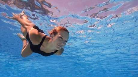 A não ser que você tenha genética moken, provavelmente não enxergará claramente debaixo d'água
