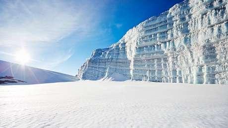 As geleiras escondem provas de como foi a vida na Terra há milhares de anos