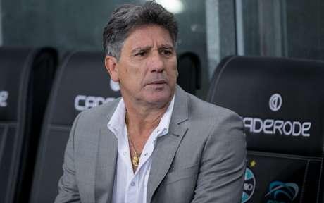 Renato Gaúcho diz que tem o sonho de treinar o Flamengo (Foto: Liamara Polli/AGIF)