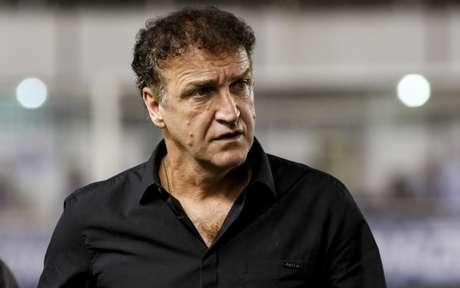 Cuca teve ameaça de infarto contra o Cruzeiro (Foto: Técnico Cuca Rodrigo Gazzanel/RM Sports)