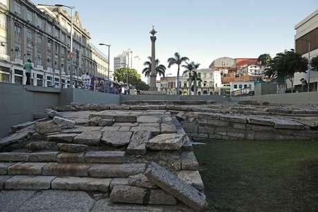 Rio de Janeiro - O Cais do Valongo, principal porto de entrada de escravos nas Américas, é reconhecido como Patrimônio da Humanidade pela Unesco