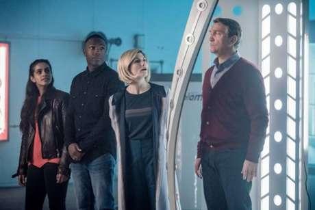 Episódio de 'Doctor Who', tendo uma mulher como protagonista pela primeira vez em 55 anos.