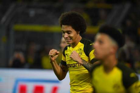 Witsel tem sido um dos destaques do Borussia Dortmund até aqui na temporada (Foto: AFP)