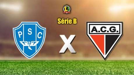#SÉRIE B: Paysandu x Atlético-GO