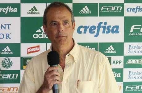 Genaro Marino protocolou carta confirmando empresa que quer pagar acima do mercado ao Palmeiras (Divulgação)