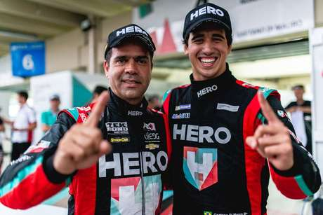 Time Hero domina grid nos 500 km de Interlagos, com os carros #4 e #27