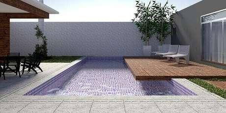 14- O revestimento de parede externa conserva a edificação e protege contra a ação do tempo. Fonte: Strutturare