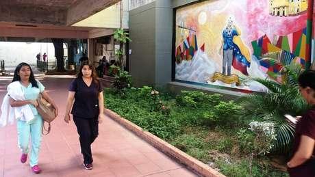 Só na Faculdade de Medicina da Universidade de Zulia, pelo menos 600 equatorianos e colombianos estão registrados nos cursos de pós-graduação