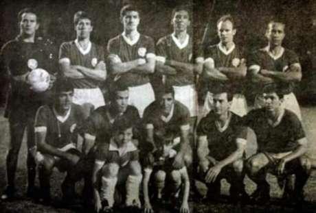 De todos os títulos brasileiros reconhecidos pela CBF, Verdão só foi campeão fora na Taça Brasil de 1967 (Reprodução)
