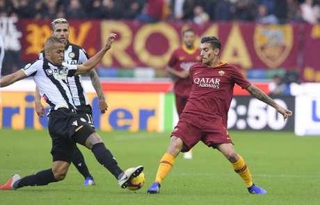 Udinese conseguiu vitória importante neste sábado (Foto: Reprodução / Twitter)