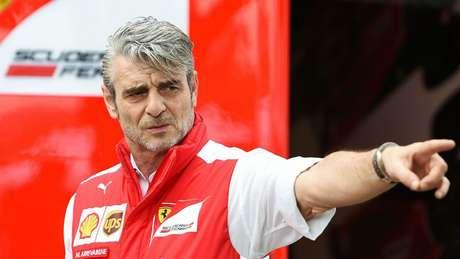Arrivabene afirmou que o verdadeiro Vettel apareceu nas corridas finais de 2018