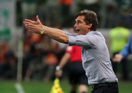 Técnico do Boca Juniors, Schelotto afirmou que equipe estava em desvantagem para a final da Libertadores