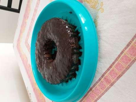 Melhor bolo de chocolate super saudável
