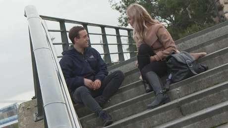 Jack acredita que poderia ter evitado o transtorno alimentar se tivesse se aberto com alguém sobre as angustias que sentia na adolescência