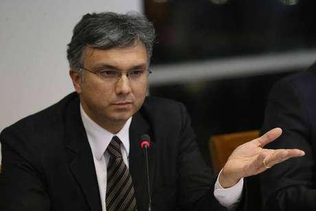 O ministro do Planejamento, Esteves Colnago