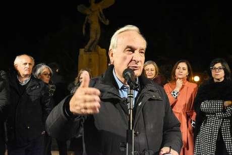 Nicolò Nicolosi recebeu quase o dobro de votos do segundo colocado